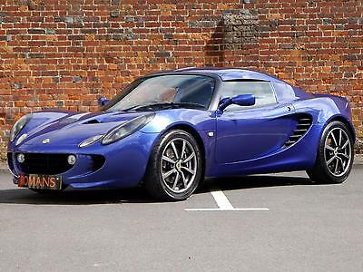 2004 Lotus Elise 1.8 111R - Hard Top - Investment Opportunity