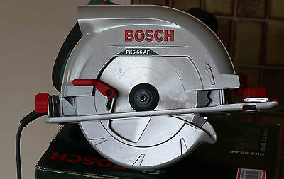 bosch pks 66 af hand held circular saw new eur 129 00 picclick de. Black Bedroom Furniture Sets. Home Design Ideas