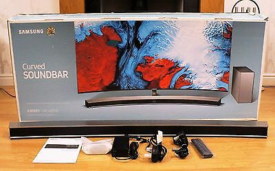 Samsung HW-J6001R 300 Watt Curved Soundbar Bluetooth With Wireless Subwoofer NEW