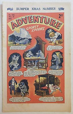 ADVENTURE #1096 - 18th December 1943 - Christmas