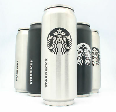 Starbucks Tumblers Simple Cup Stainless Steel Tall SIZE 16 Oz Rare Limited