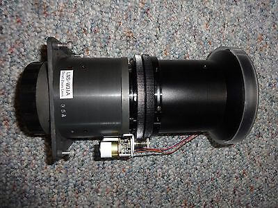 Sanyo/Christie Short Zoom Projector Lens LNS-W31A FOR PLC-XP100L,XP200L LX650