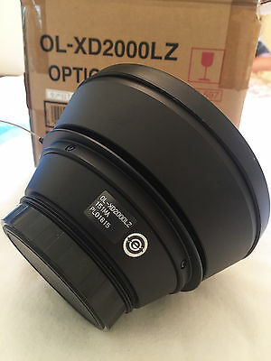 Mitsubishi OL-XD2000LZ Long Throw Option Lens