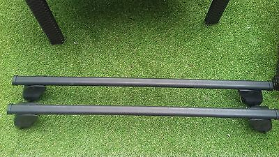 Roof Bars For Vauxhall Insignia 163 14 91 Picclick Uk
