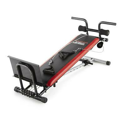 Weider Ultimate Body Works Bench (WEBE15911)