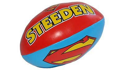 """Steeden Superman 6"""" Fun Sponge Ball for Recreational Play for the Whole Family"""
