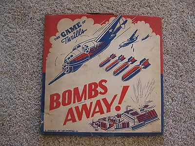 "Vintage ""Bombs Away"" The Game of Thrills By toy creations, Inc • $9.99"