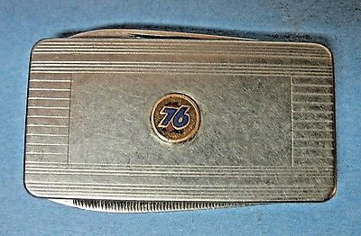 Vintage Union 76 Advertising Fold-Out Knife