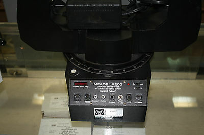 """Meade LX200 Classic Mount Only- AS IS  8"""" OTA Model (OTA NOT included)"""