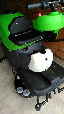 IPC Eagle CT70 Ride On Scrubber