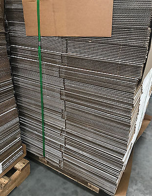 10 x 150L BOXES New Moving Packing Cardboard Boxes Top Quality 45*47*75cm