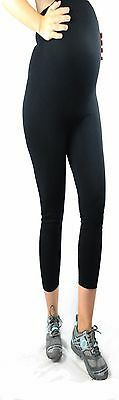 Maternity Pregnant 3/4 capri Leggings, Seller from USA, Free shipping