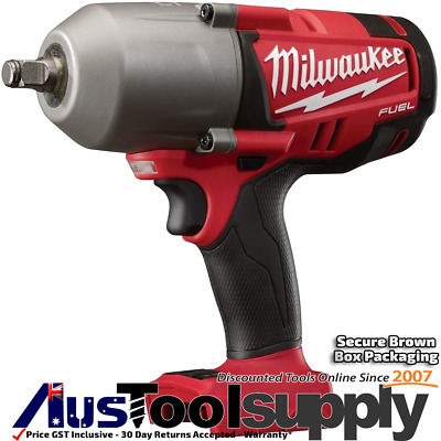 """Milwaukee Fuel M18 1/2"""" Impact Wrench Friction Ring & Case  M18Chiwf12-0 2763-20"""