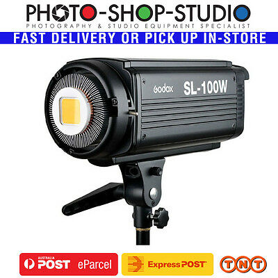 Godox  SL-100W 100W LED Light (5600K) with Remote Control 433MHz * Aus stock*