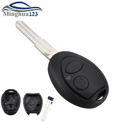 FOR LAND ROVER Discovery 1999-2004 Replacement Remote Key Shell Fob 2Button Case