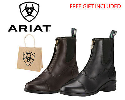 Ariat Heritage 4 IV Zip Paddock Boots - Next Day Delivery & FREE GIFT!