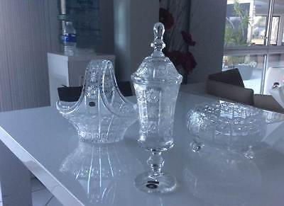 Bohemia Crystal Collection From Czech Republic