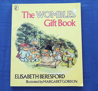 The Wombles Gift Book By Elisabeth Beresford Published By Penguin Books In 1975