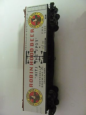 S-Helper Robin Hood Beer Reefer S Scale MIB