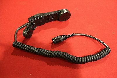 MILITARY SURPLUS HARRIS Modifed H-250 Handset Field Phone Radio Prc 77 25  Army