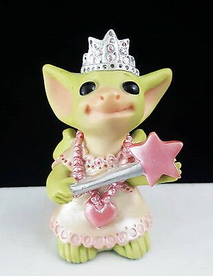 "Pocket Dragons ""Playing Princess"" by Real Musgrave 2000 Mint Condition No Box"