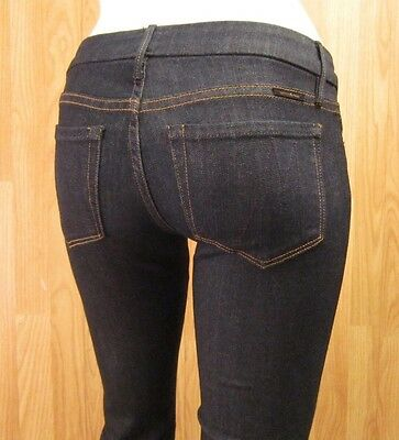 4e35e30c259931 New Wt Guess By Marciano No.61 Dark The Flare Stretch Women Jeans Sz 24