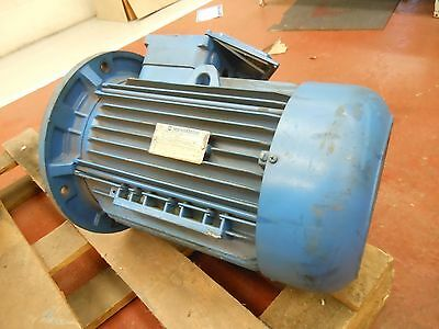 Electric Motor,Marelli Motori,7.5 kw,Marelli Electric Motor,3 Phase.