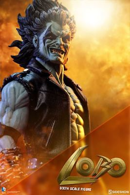 Sideshow Collectibles Lobo 1/6 Scale 12 Inch Figure DC Comics