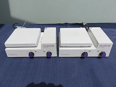 Thermolyne Nuova stirrer hotplate  hot plate EXCELLENT COND. SP18425 2 available