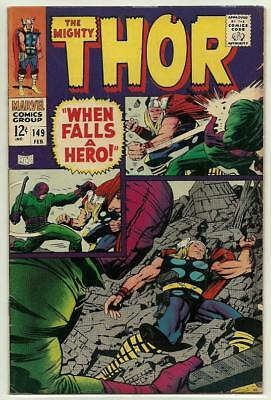 The Mighty Thor # 149 High Grade (NM)