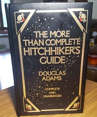The Ultimate Hitchhiker's Guide Complete and Unabridged