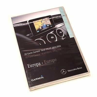 mercedes garmin map pilot 2014 neu eur 5 00 picclick de. Black Bedroom Furniture Sets. Home Design Ideas