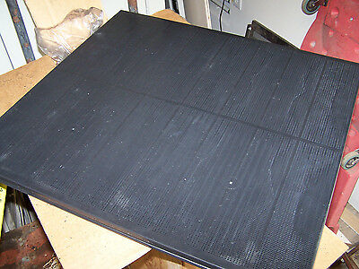 """Carbon Air Cleaner FILTER for Welding Solder down up draft Smoke Eater 24""""x 22"""""""