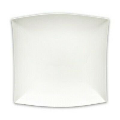 Maxwell & Williams White Basics East Meets West 36cm Square Platter Brand New