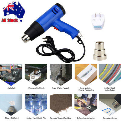 ESDa 60℃ ~ 600℃ 1800W Hot Air Power Tools Heat Gun Soldering Station Hand Held