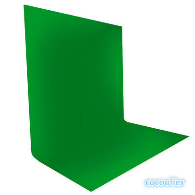 1.6Mx3M Green Screen Chroma key Background Backdrop for Studio Photo lighting