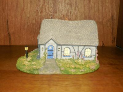 "Thomas Kinkade ~ Hawthorne ~ ""Chandler's Cottage"" ~ 1993 Sculpture ~ #10707A"