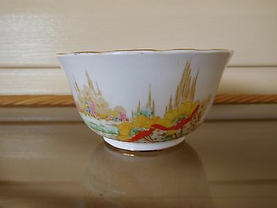 "Royal Standard ""Kensington Gardens"" Sugar Bowl Made In England"