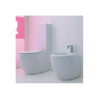 sanit r stand wc toilette artceram blend mit keramik. Black Bedroom Furniture Sets. Home Design Ideas
