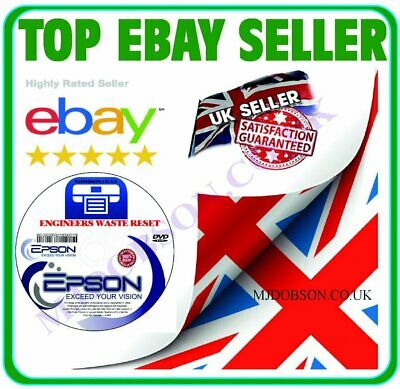 Epson  Xp-600 605-750-800-850  Waste Ink Pads Reset Download