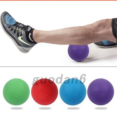 1PCS Massage Lacrosse Ball Injury Muscle Foot Release Trigger Point Yoga New