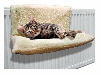Hq Cat Dog Puppy Pet Radiator Bed Warm Fleece Beds Basket Cradle Hammock Animal