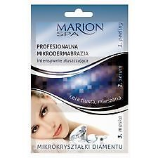 MARION SPA PROFESSIONAL Microdermabrasion Intensive Exfoliating - Face Mask