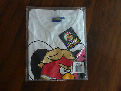 T-Shirt Star Wars Angry Birds 164/170