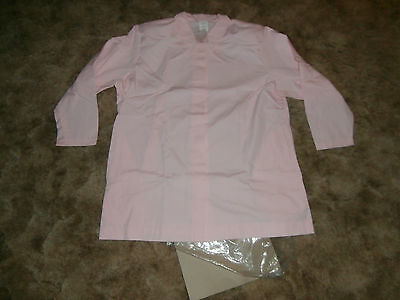 womens MARY KAY pink jacket/coat  NIP size XL (vintage ?) FREE SHIPPING