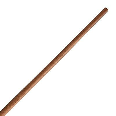 Jo - Tapered Red Oak - 4ft bo staff jo japanese martial arts training