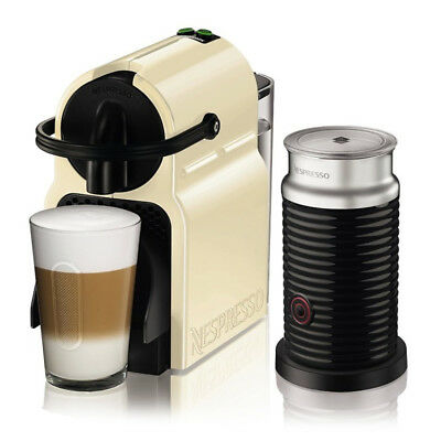 magimix nespresso inissia coffee machine with aeroccino. Black Bedroom Furniture Sets. Home Design Ideas