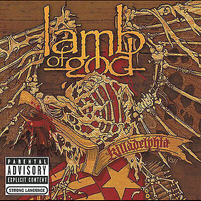 NEW - Killadelphia by Lamb of God
