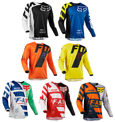 2018 Fox Racing 180 Race,Master,Sayak Youth, Kids Mx Jersey Dirtbike Atv Shirt