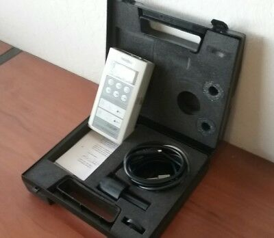 Macam L202 PMS Photometer W/ Case and Accessories #9289
